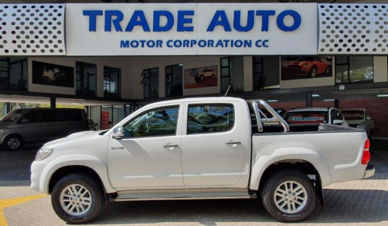 2014 Toyota Hilux 3.0D-4D Raider Raised Body Automatic Double Cab full